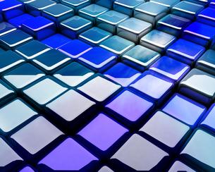 キューブとブロックのイメージ CGの写真素材 [FYI01835718]