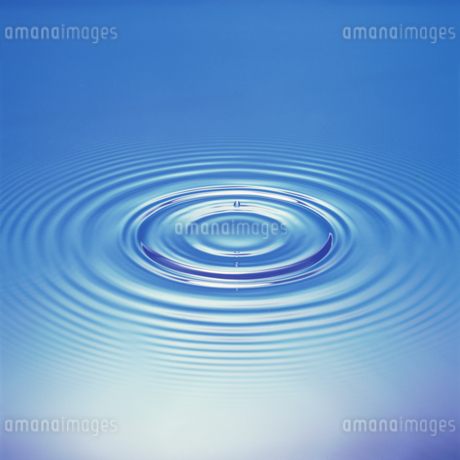 水の表情の写真素材 [FYI01840565]