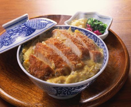 カツ丼の写真素材 [FYI01841591]