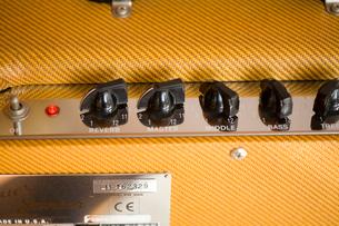 ギターアンプの写真素材 [FYI01844985]