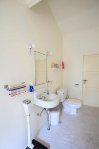 洗面所の写真素材 [FYI01848936]