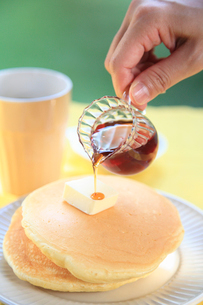 ホットケーキの写真素材 [FYI01849395]