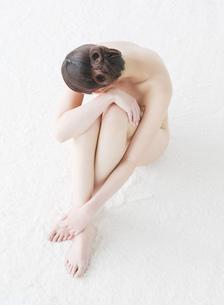 女性のヌードの写真素材 [FYI01860029]