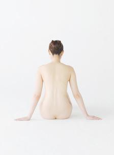 女性のヌードの写真素材 [FYI01860146]