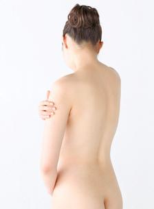 ヌードの女性の写真素材 [FYI01862948]