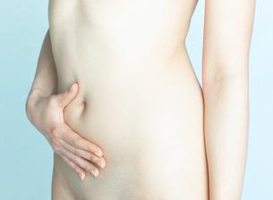 ヌードの女性の写真素材 [FYI01862970]