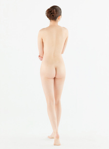 ヌードの女性の写真素材 [FYI01862973]