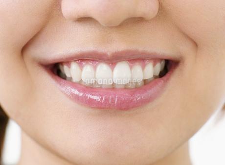 女性の歯の写真素材 [FYI01864890]
