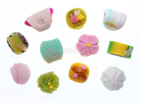 和菓子の写真素材 [FYI01865269]