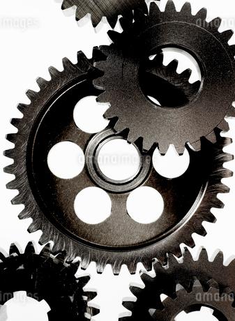 歯車の写真素材 [FYI01867896]