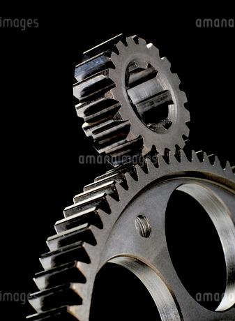 歯車の写真素材 [FYI01867932]
