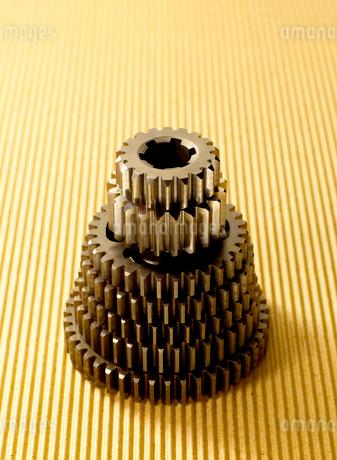 歯車の写真素材 [FYI01867972]