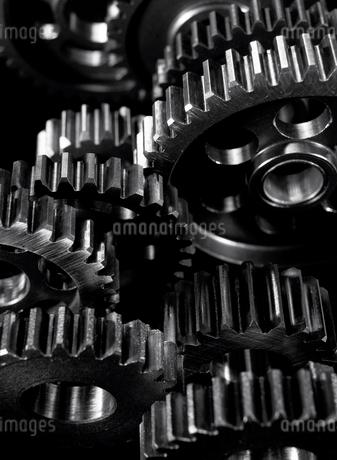 歯車の写真素材 [FYI01868202]
