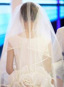 結婚式の写真素材 [FYI01876082]