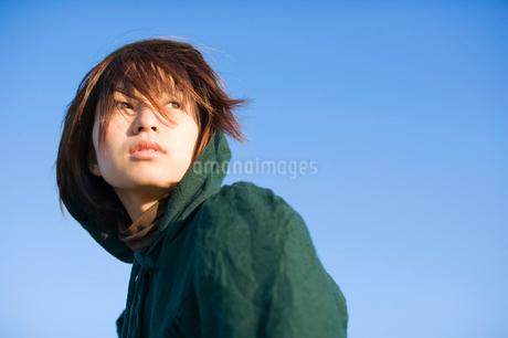 日本人の女性の写真素材 [FYI01878871]
