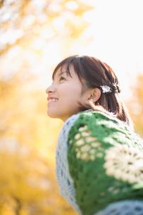 日本人の女性の写真素材 [FYI01878922]