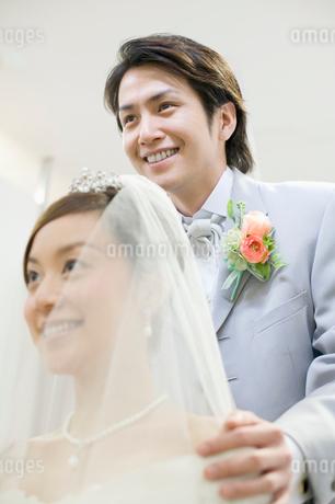 新郎新婦の写真素材 [FYI01881211]
