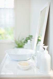 洗面台の写真素材 [FYI01882547]