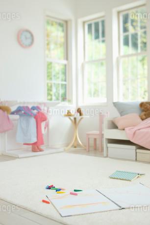 子供部屋の写真素材 [FYI01883329]