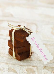 チョコレートの写真素材 [FYI01884007]