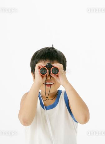 日本人の男の子の写真素材 [FYI01889421]