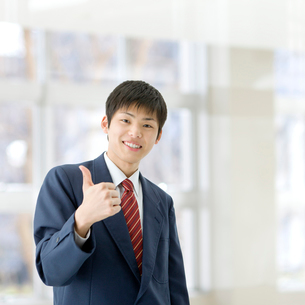 日本人の男子高校生の写真素材 [FYI01903691]