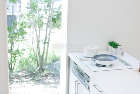 キッチンのイメージの写真素材 [FYI01906046]