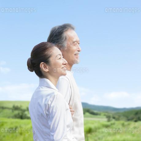 日本人の中高年夫婦の写真素材 [FYI01906380]