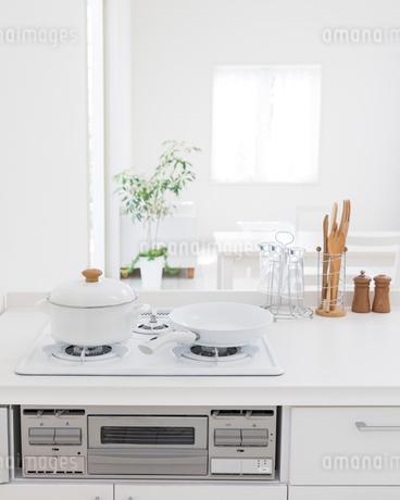キッチンの写真素材 [FYI01910981]