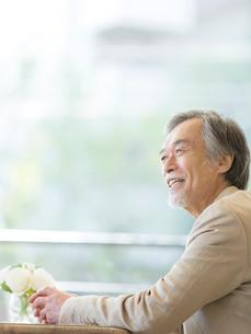 日本人シニア男性の写真素材 [FYI01914297]