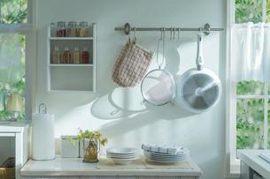 キッチンの写真素材 [FYI01915396]