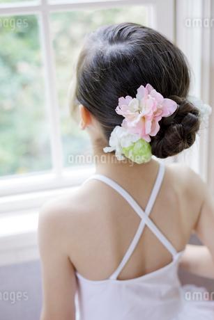 バレリーナの女の子の写真素材 [FYI01918862]