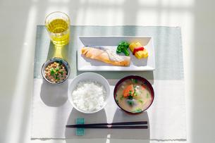 朝食のイメージの写真素材 [FYI01920268]