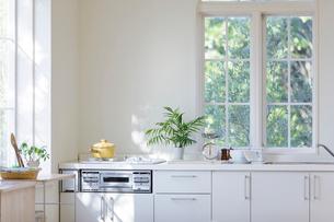 キッチンのイメージの写真素材 [FYI01920269]