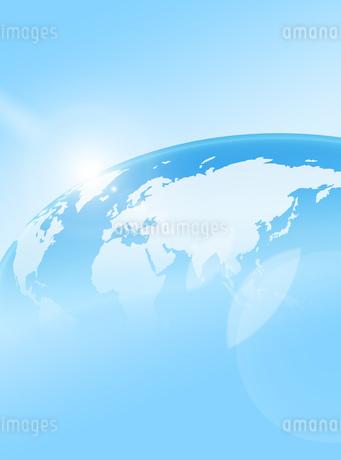 地球イメージの写真素材 [FYI01923472]