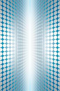 アブストラクト 青の写真素材 [FYI01923636]