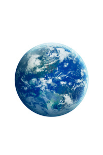 地球・CGイメージの写真素材 [FYI01923985]