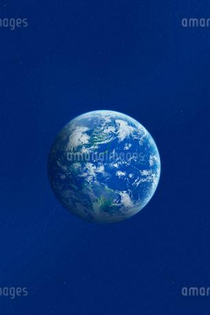 地球・CGイメージの写真素材 [FYI01924244]
