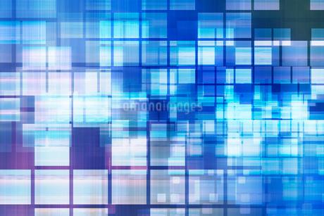 バックグラウンド・ITイメージ・CGイメージの写真素材 [FYI01924332]