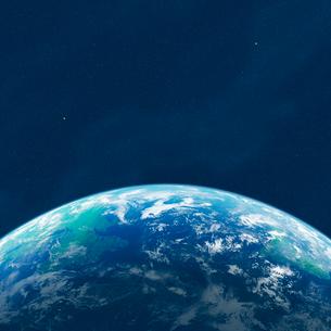 地球の写真素材 [FYI01925475]