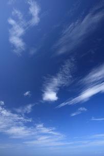 青空の写真素材 [FYI01925545]