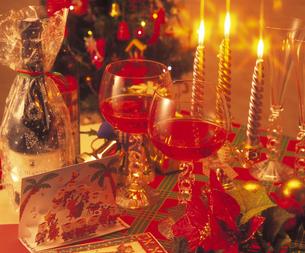 クリスマスパーティーの写真素材 [FYI01925553]