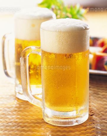 生ビールの写真素材 [FYI01925695]