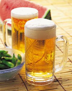 生ビールの写真素材 [FYI01925740]