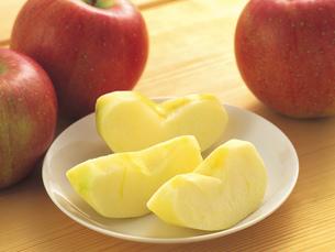 りんごの写真素材 [FYI01926001]