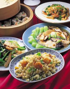 中華料理の写真素材 [FYI01926005]