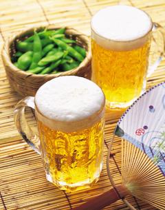 生ビールの写真素材 [FYI01926130]