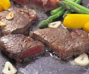 ステーキの写真素材 [FYI01926204]