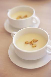コーンスープの写真素材 [FYI01926235]