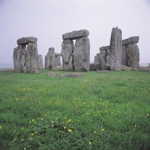 ストーンヘンジ イギリスの写真素材 [FYI01926263]